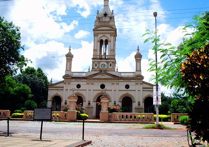 Iglesia Itauguá